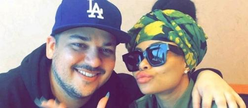 Rob Kardashian and Blac Chyna Pursue Keeping Up with the ... - people.com