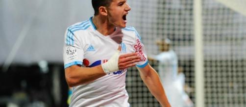 Thauvin célébrant un but - score.fr
