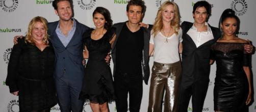 The Vampire Diaries 6: Spinoff su Damon e Bonnie? Comic Con, il ... - melty.it