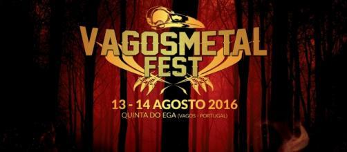 VAGOSMETAL FEST 2016 - 13 e 14 Agosto