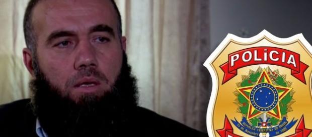 """Ahmad Al-Khatib em entrevista ao fantástico diz que policia federal """"exagerou"""""""