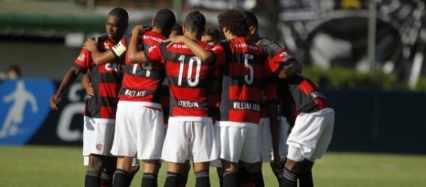 Flamengo preparado para enfrentar o América-MG