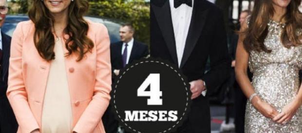 Segundo especulações, Kate Middleton voltou à forma com a ajuda da dieta Dunkan