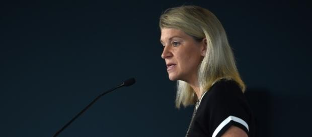 Kitty Chiller está chefiando a delegação australiana no Brasil