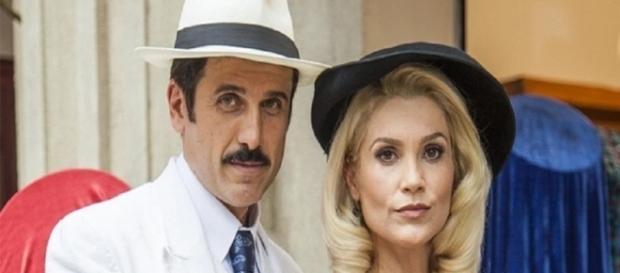 Sandra planeja uma forma de sequestrar o filho de Candinho