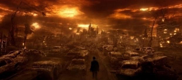 Segundo canal, o mundo será destruido por varios terremotos.