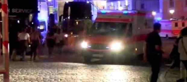 Teroare în Germania astă noapte Foto: Reuters