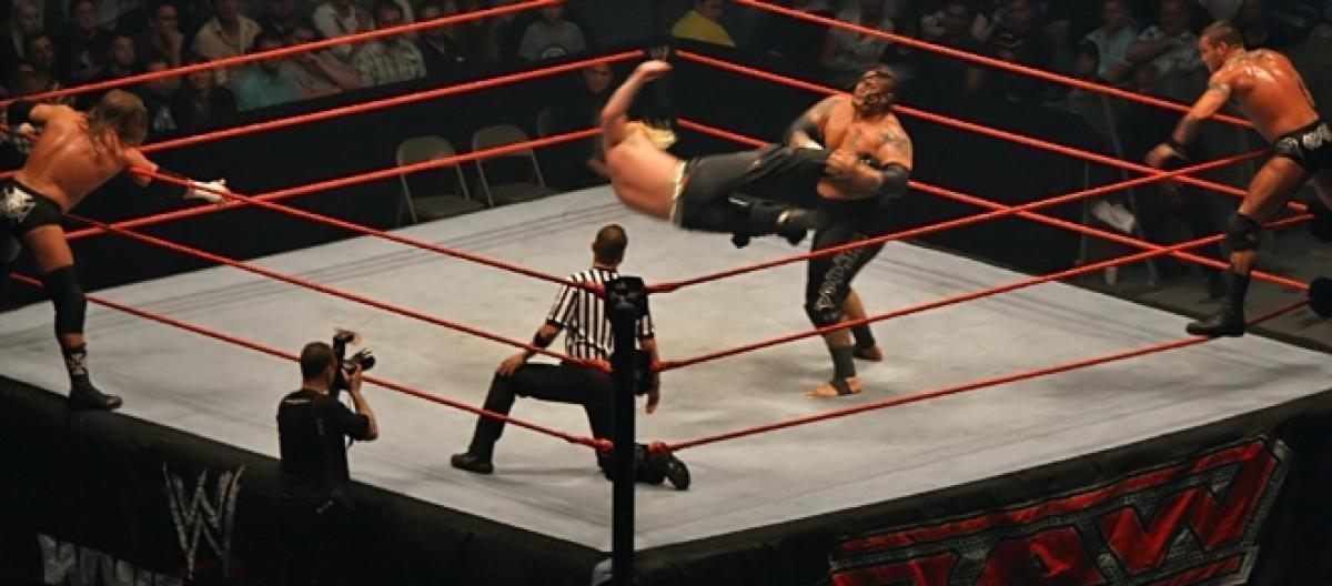Pro Wrestling sito di incontri