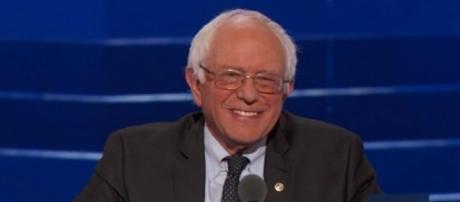 Bernie Sanders on the DNC, via YouTube