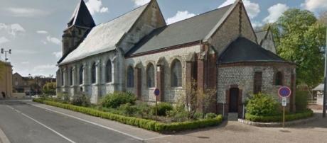 Eglise St Etienne du Rouvray - Rouen