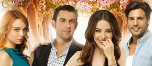 Cherry Season anticipazioni: Oyku sposa Mete