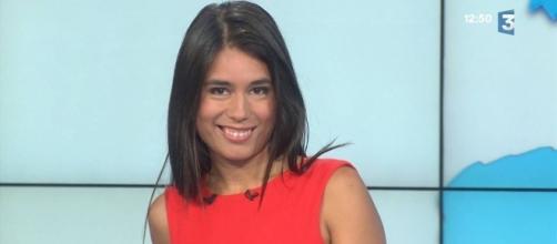 Emilie Tran Nguyen dans le 12-13 sur France 3
