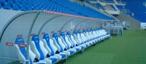 Lo stadio dell'Hoffenheim, squadra di Bundesliga.