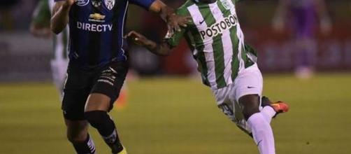 O segundo jogo da final Copa Libertadores será disputado no Estádio Atanásio Girardot.