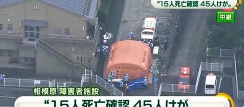 Strage in Giappone: uomo armato uccide 19 persone a coltellate