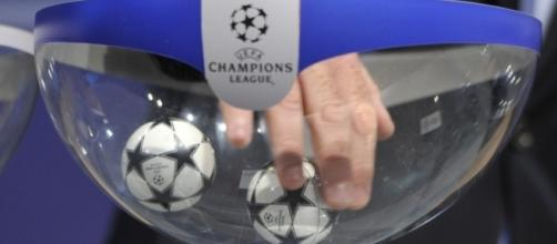 UEFA Champions League, sorteggio spareggi