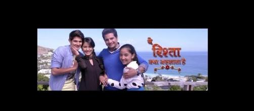 Yeh Rishta Kya Kehlata Hai couple dating in real life? (Image source: Youtube)