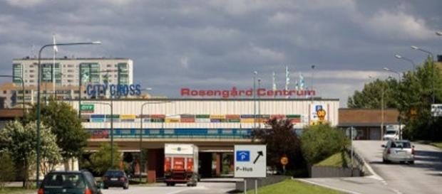 Centrum handlowe w szwedzkim Malmö