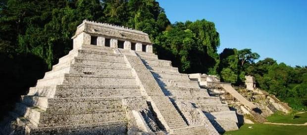 Descoperire in piramida mayasa din Mexic