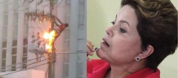 Homem morre eletrocutado - Foto/Reprodução