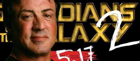 Confirman a Sylvester Stallone dentro del reparto de 'Guardianes de la Galaxia 2