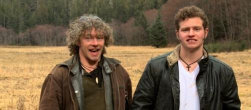 'Alaskan Bush People' never seem to mature into the adults that they are? Photo: YouTube Screen Shot, Discovery Channel