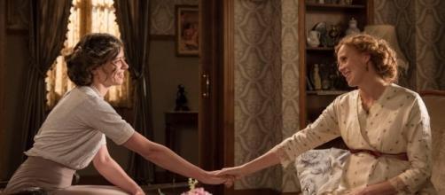 Blanca le presta dinero a su hermana Francisca /Tve1