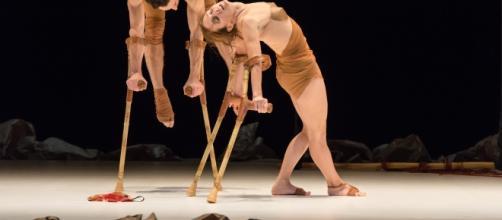 La compañía de Danza de Marie Chouinard