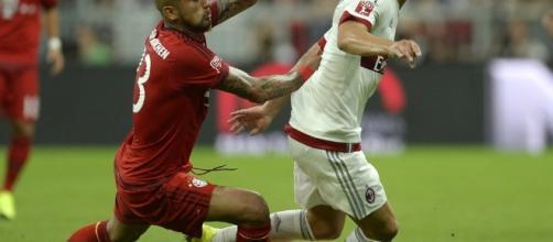 Milan-Bayern Monaco 0-3: video gol e highlights - Make Me Feed - makemefeed.com
