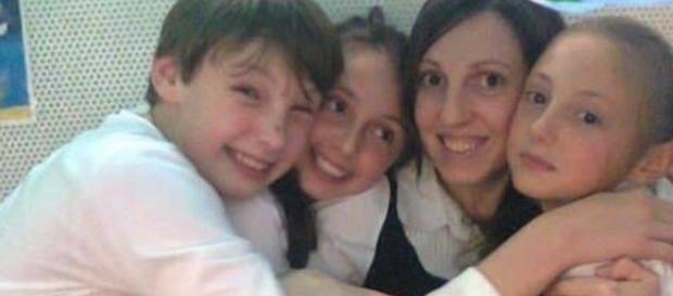 Andreea Sutton Bradeanu o mamă disperată