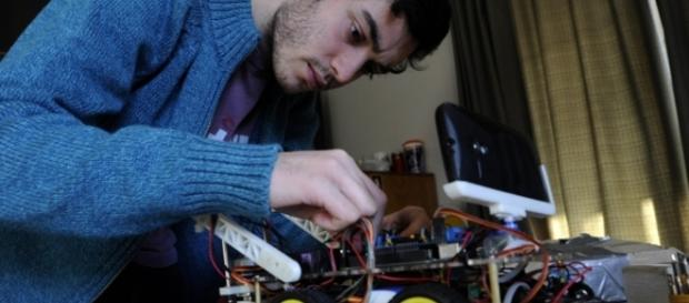 El robot permitirá colocar un GPS en el planeta rojo