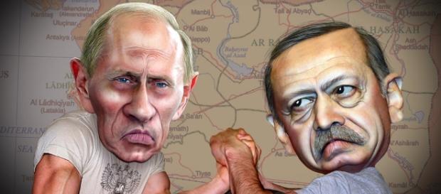 Flickr photo of Vladimir Putin and Recep Erdogan