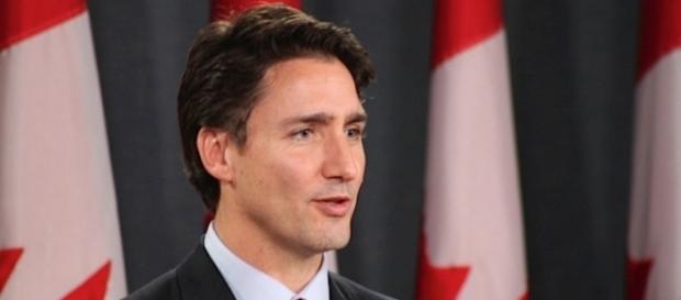 Justin Trudeau, actual Primeiro-ministro do Canadá