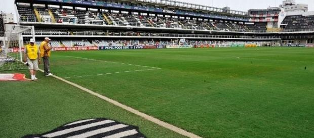 O Peixe recebe a equipe brasiliense na Vila Belmiro, de olho em uma vaga nas oitavas de final da Copa do Brasil.