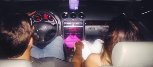 Saiba quem é o concorrente do reality show da TVI que está ao volante deste automóvel