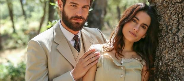 Un po' di anticipazioni sulla terza stagione: Bosco e Ines ... - altervista.org