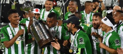 Atlético Nacional de Colombia se alzó con el título en la Copa Libertadores 2016 y consiguió el vicecampeonato continental