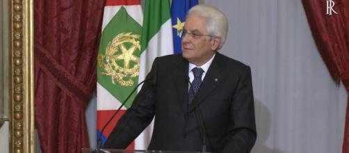Discorso del Presidente della Repubblica alla cerimonia del Ventaglio
