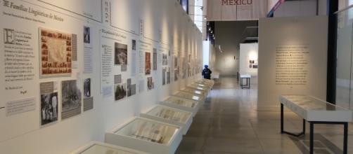 Exposición temporal en el Museo de las Culturas de CDMX