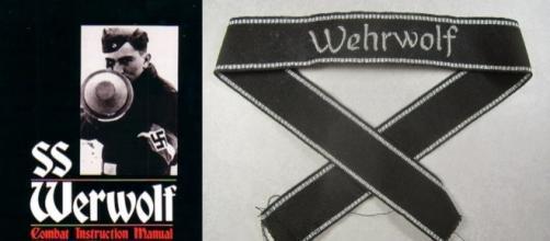 Manual de combate de los hombres lobo nazis. Licencia CC