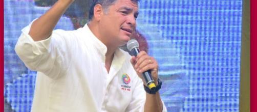 Rafel Correa propone un Pacto Ético en contra de los paraísos fiscales