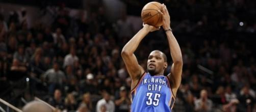 Kevin Durant spurned the Oklahoma City Thunder - thunderousintentions.com