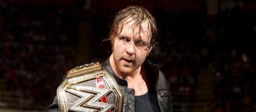 WWE Rumors: Dean Ambrose Dropping WWE Championship to Seth Rollins ... - inquisitr.com