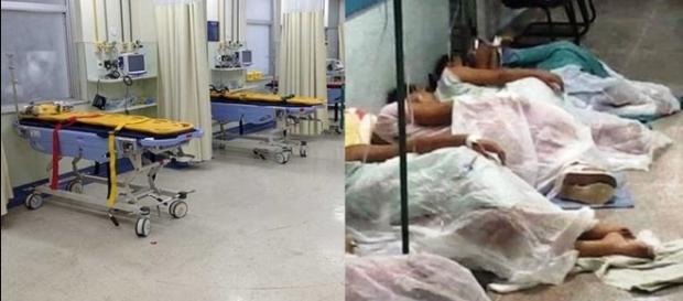 Ala vip é criada em hospital do Rio de Janeiro