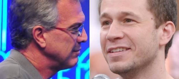 Boninho diz que Tiago Leifert não apresenta o BBB