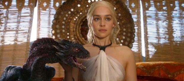 Daenerys Targaryen, a mãe dos dragões