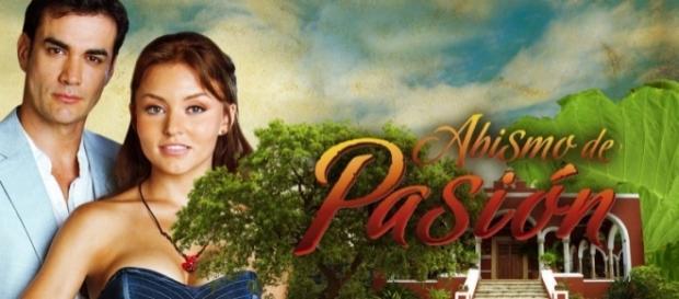 Novela Abismo de Paixão da Televisa é exibida pelo SBT