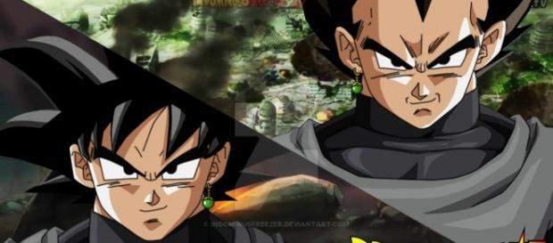 Goku Black and Vegeta Black (Youtube)