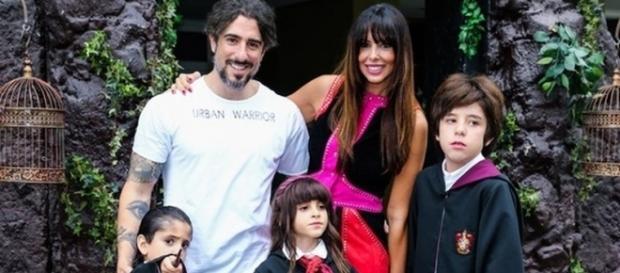 Marcos Mion torna pública a luta de sua esposa contra o câncer