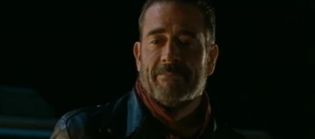 Negan will victimize and make 'The Walking Dead' characters vulnerable - Photo screencapped via YouTube